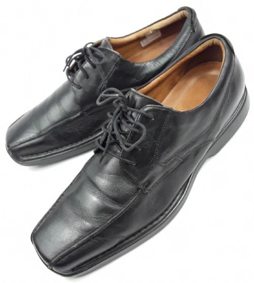 123a324b true vintage mens clarks leather shoes size 10