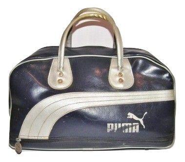 1e0cbb2a4c 1985 true vintage original puma holdall | True vintage real retro ...