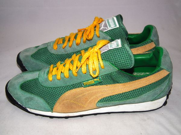 true vintage puma trainers size uk 9 issued 2002  5a2c613cf