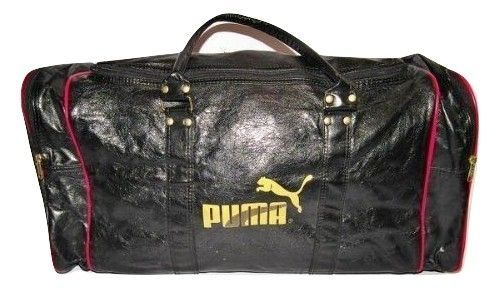 852751f452 1990's true vintage classic puma holdall bag   True vintage real ...