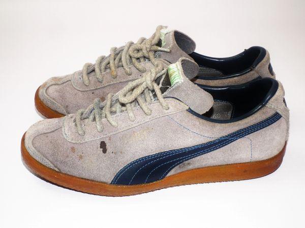 4db6ea949914 1981 original vintage puma trainers size uk 5