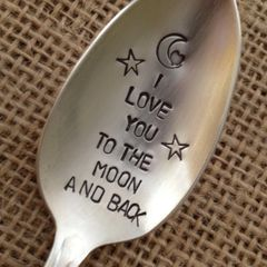 Silver Plated Spoon
