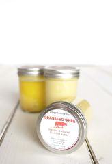 Grass-fed Ghee (clarified butter)