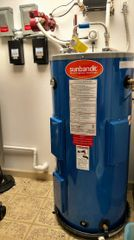 Sun Bandit® SB-50EU-3000 'Solar-PV-Ready' Hot Water Tank