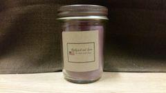 Applejack and Spice 8 ounce jar candle