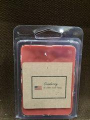 Cranberry Warmer tart pack