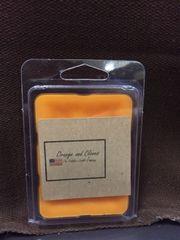 Orange and Cloves Warmer tart pack