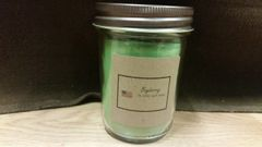 Bayberry 8 ounce jar candle