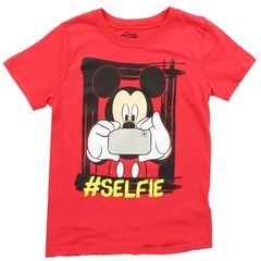 Toddler Boys Mickey Mouse T-Shirt