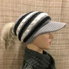Gray Stripes Trendy