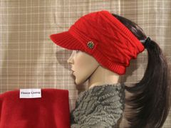 Red Fleece Lined Sporty