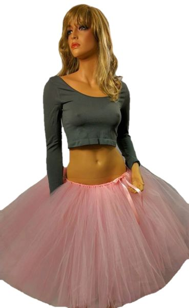 Extra Full Adult Wrap Around Tutu Variety Of Colors