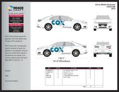 Chevy Malibu 2015 - Business - Complete Kit