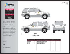 Ford Escape, 2006 - Manheim - Complete Kit