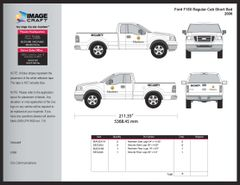Ford F150 Regular Cab, SB 2006 - Manheim - A La Carte