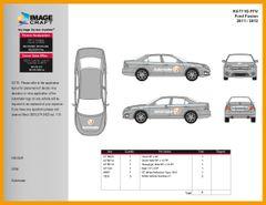 Ford Fusion 2011/2012 - Autotrader - A La Carte