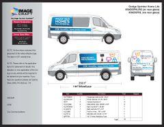 Dodge Sprinter 2011 - A La Carte