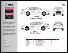 Chevy Malibu 2015 - Homelife - Complete Kit