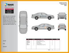 Ford Fusion 2011-2014 - Autotrader/KBB - A La Carte