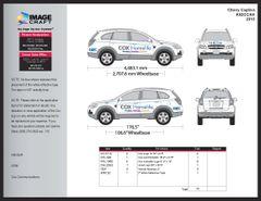 Chevy Captiva 2013 - Complete Kit