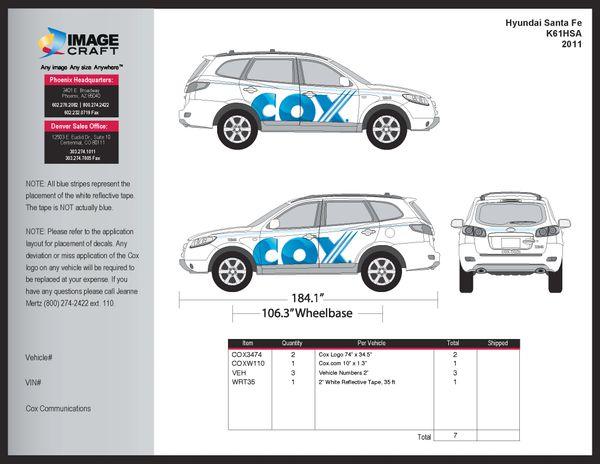 Hyundai Santa Fe - 2011- A la Carte