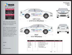 Ford Fusion 2012 - Homelife - A la Carte