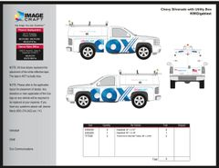 Chevy Silverado w/Utility Box - Gigablast Retrofit Kit
