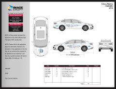 Chevy Malibu 2017 - Homelife - Complete Kit