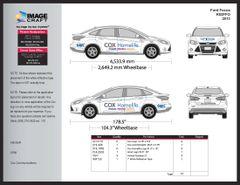 Ford Focus 2013 - Homelife - A la Carte