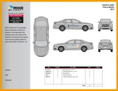 Chevy Malibu 2013 - Autotrader/KBB - A La Carte