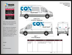 Ford Transit 2015 - Business - Conversion Kit