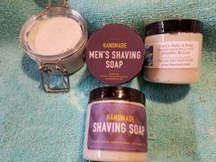 Handmade Shaving Soap