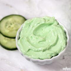 Creamy Cucumber Lotion