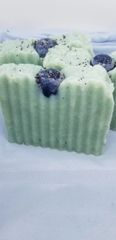 # 16 Blueberry Thyme Soap