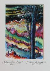 """""""Moon Lit Tree"""""""