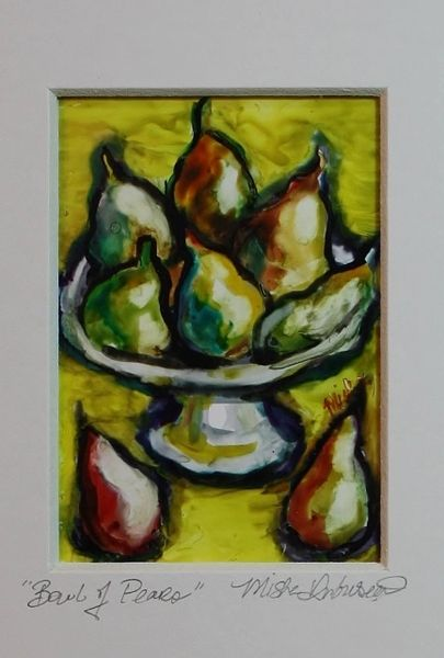 """""""Bowl of Pears"""""""