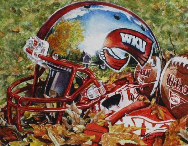 """""""WKU Fall Reflections"""""""