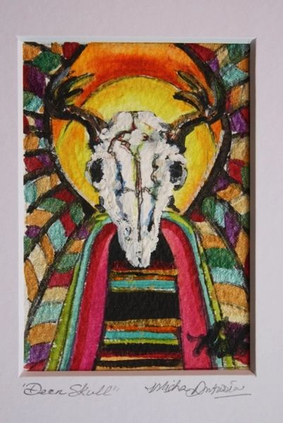 """""""Deer Skull Dancer"""""""