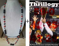 Men's necklace plus The Thrillogy