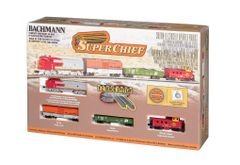 Bachmann Super Chief N Train Set (BAC24021)