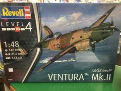 Revell Lockheed Ventura MK.II 1/48 Plastic Model Kit (RVLS4946)