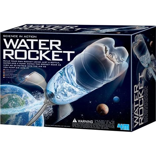 Science In Action Water Rocket Kit Tys4605 Hobby Bench Stores