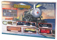 Bachmann Chattanooga HO Train Set (BACU0626)