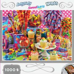Master Pieces Wonka 1000pc. Puzzle (MSTY1620)
