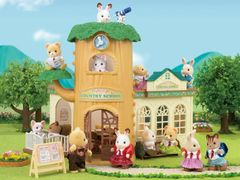 Calico Critters Country Tree School (IPSCC2924)