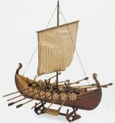 Latina 1/75 Viking Model Ship Kit (LATB1901)