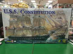 USS Constitution Model Kit (RMXS0398)