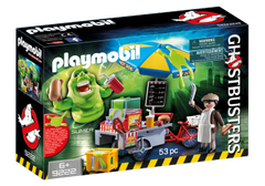 Playmobil Ghostbusters Slimer with Hot Dog Stand (PL9222)