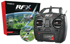 RealFlight RF-X Edition Flight Simulator (GPMZ4540)