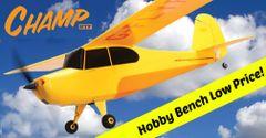 HobbyZone Champ Ready-To-Fly R/C Plane (HBZ4900)